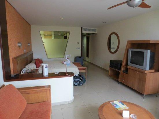 Grand Sirenis Riviera Maya Resort & Spa: Zimmer