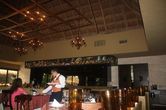 Secrets Aura Cozumel: Dining