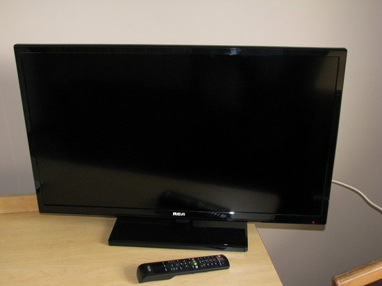 Tara Inn: 32 inch TVs