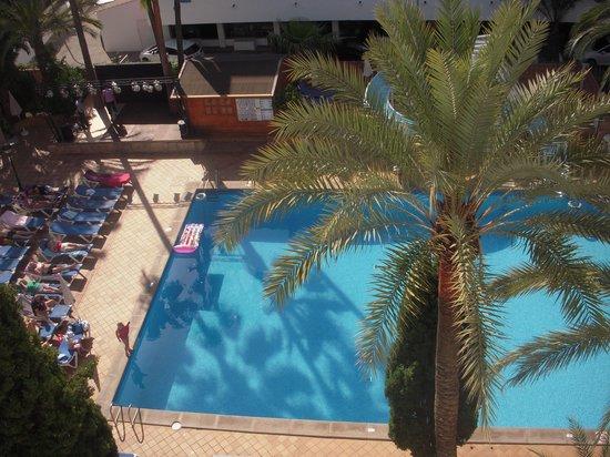 OLA Hotel Panama: vu de la chambre