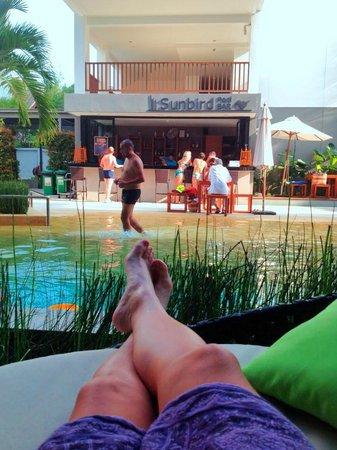 Deevana Plaza Krabi Aonang: Happy Hour!