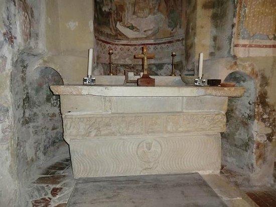 Chiesa di Santo Stefano - Mummie di Ferentillo: Abbazia San Pietro in Valle (Ferentillo)