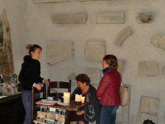 Chiesa di Santo Stefano - Mummie di Ferentillo: Abbazia San Pietro in Valle (Ferentillo) - guida Irene ;-)