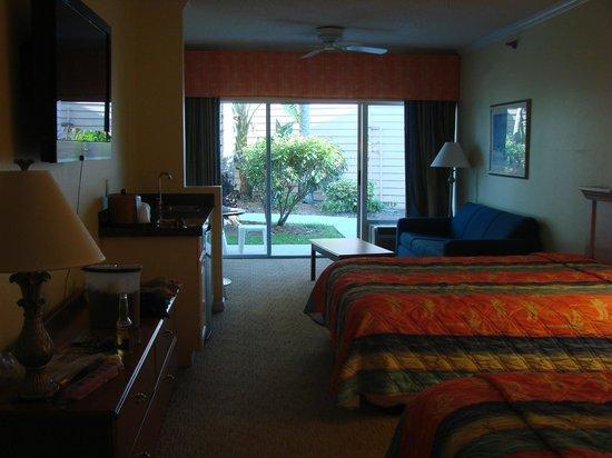 Jupiter Waterfront Inn: Room 109