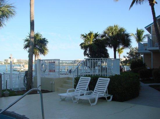 Jupiter Waterfront Inn : Spa