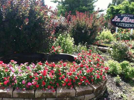 Ulster Park, NY: garden