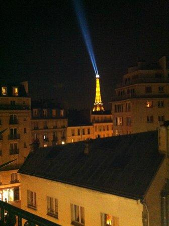Splendid Hotel: Vista desde el balcón
