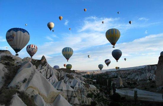 Balloon ride: Goreme - Picture of Kapadokya Balon Turu ...