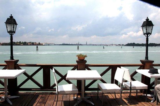 Villa Laguna: View