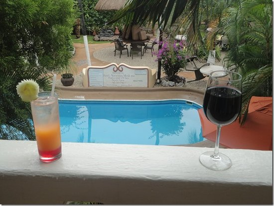 Mayan Bistro: Drinks