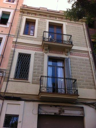 Caseta Gracia: l'immeuble