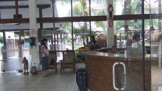 Hotel Sol del Oriente : lobby