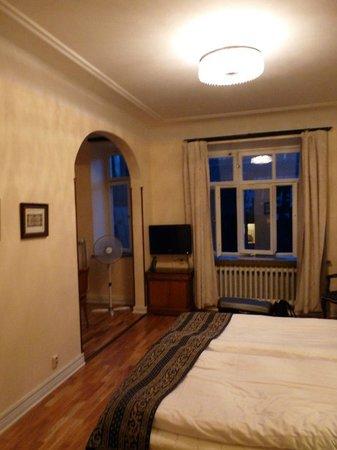 Mayfair Hotel Tunneln: large, comfortable room