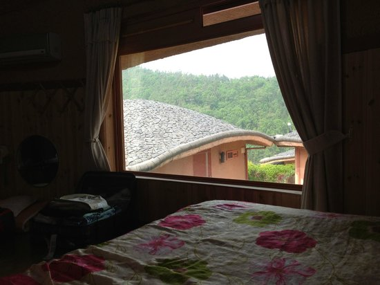 Golmangtae: View from bed