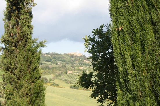 Casa Moricciani: View from Villa