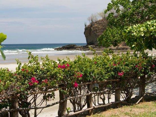 La Veranera - Playa El Coco: View for the pool area