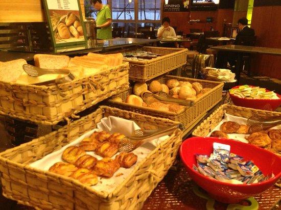 The Charterhouse Causeway Bay Hotel: bread