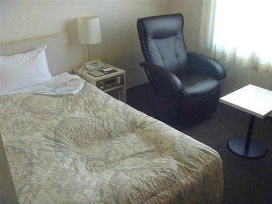 Hotel Unisite Mustu: シングル