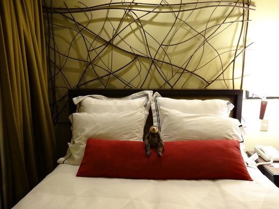 Radisson Hotel & Suites Guatemala City: heavenly bed!