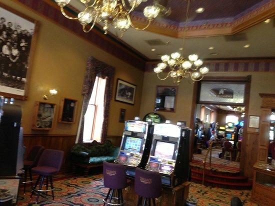Bullock Hotel: Lobby