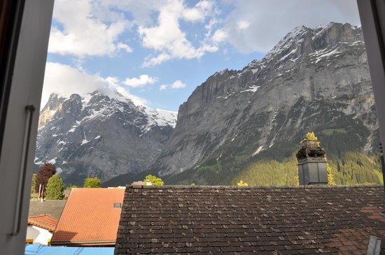 Hotel Hirschen: View