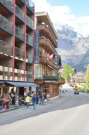 Hotel Hirschen: Hotel