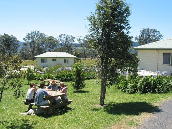 Big Bell Farm: BBQ and picnics