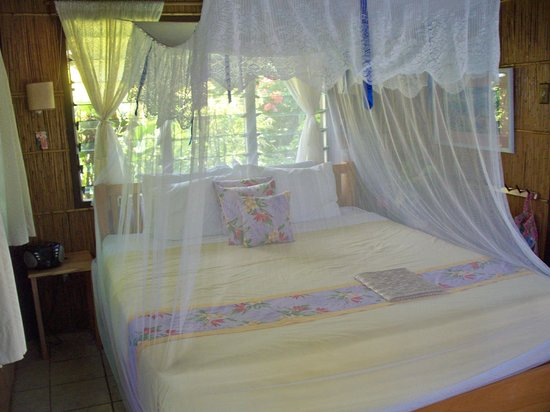 Coconut Grove Beachfront Cottages: Mango Cottage