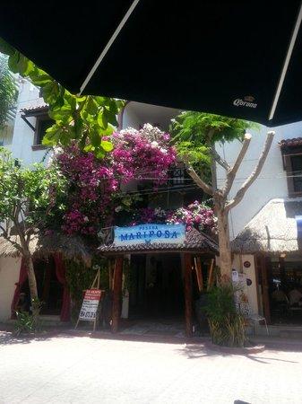 Hotel Boutique Posada Mariposa: Hotel Posada Mariposa