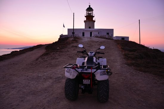 Armenistis Lighthouse: Photo1
