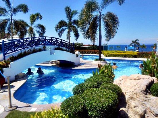 Swimming Pool Picture Of Thunderbird Resorts Casinos Poro Point San Fernando La Union