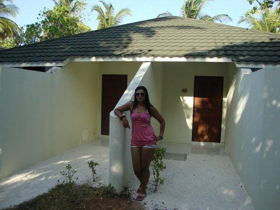 Paradise Island Resort & Spa: lovely beach bunglow