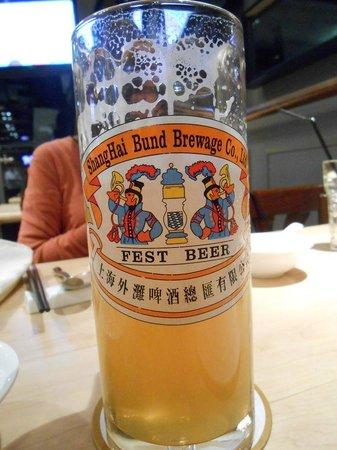 WaiTan PiJiu ZongHui: White Beer