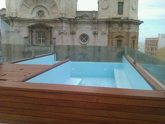 Hotel La Catedral: imprecionantea vistas