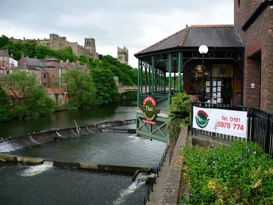 Thai Restaurant On River Durham