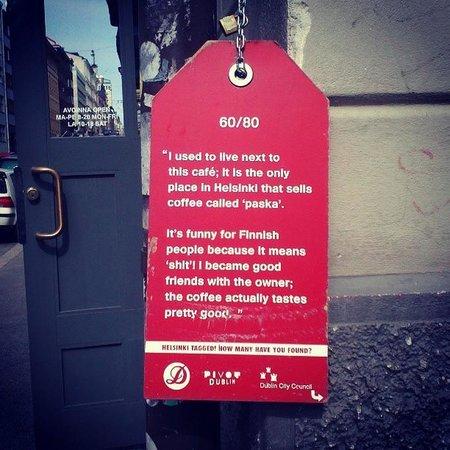 Gran Delicato: Red tag