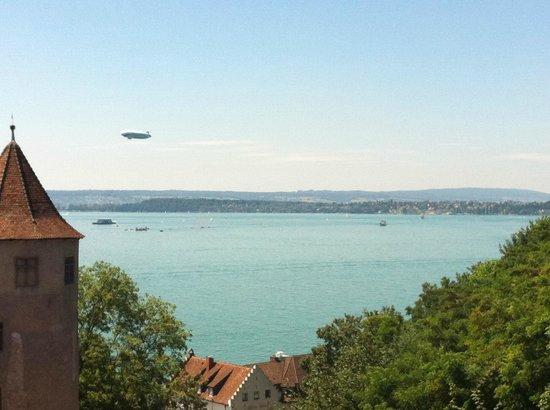 Gastehaus Seliger: Ihr Blick zum See