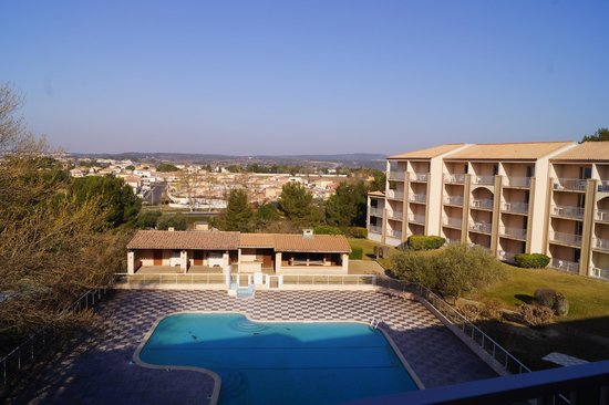 Résidence Odalys Les Hauts de Balaruc : La piscine