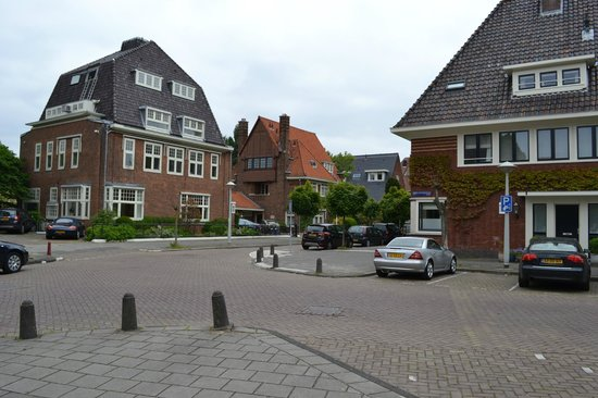 Bilderberg Garden Hotel: Местность вокруг отеля