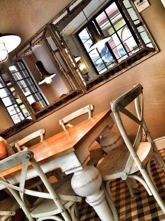 ODDA Hotel: Yemek salonu