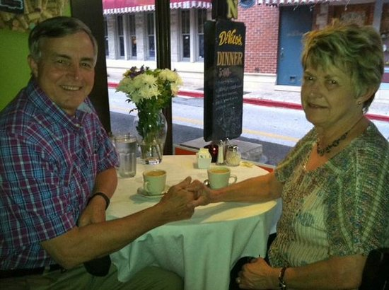 DeVito's of Eureka Springs: Perfect Anniversary Dinner