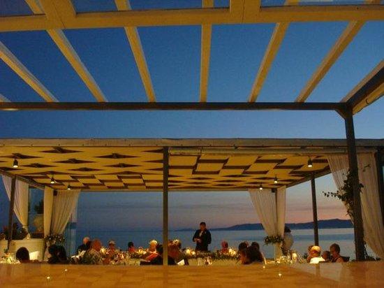 Kyma Beach Restaurant Pefkos