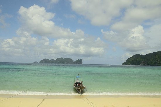 Paradise Resort Phi Phi: View from the beach