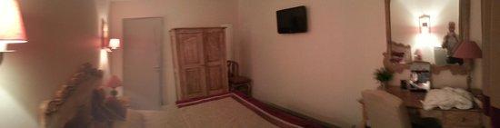 Hotel Bristol : chambre 401