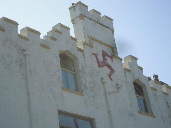 Falcon's Nest Hotel: Hotel