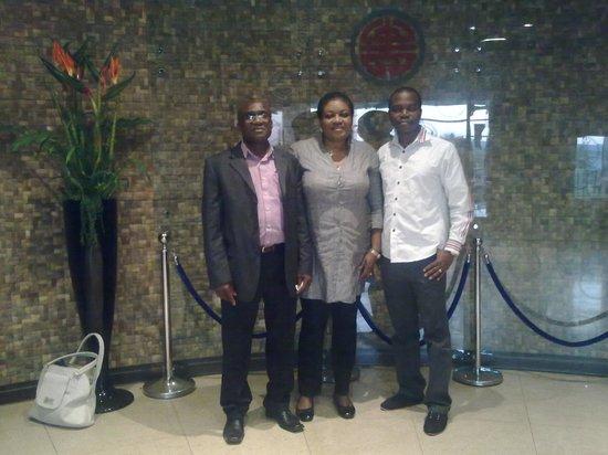 JRC Global Buffet Croydon: Lobby