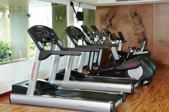 Sunsuri Phuket: Gym