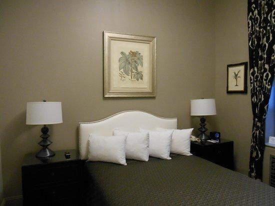 Seton Hotel: Chambre 211