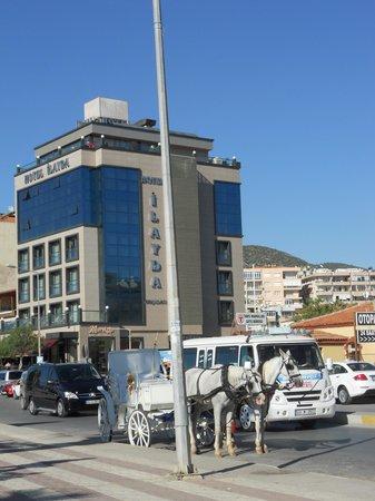 Ilayda Hotel: the hotel