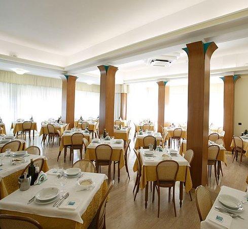 Hotel Royal - sala ristorante